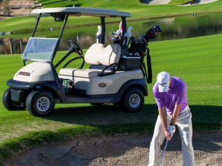Club Car Golf Buggy Hire And Sales