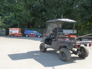 4x4 Utility Vehicle Hire