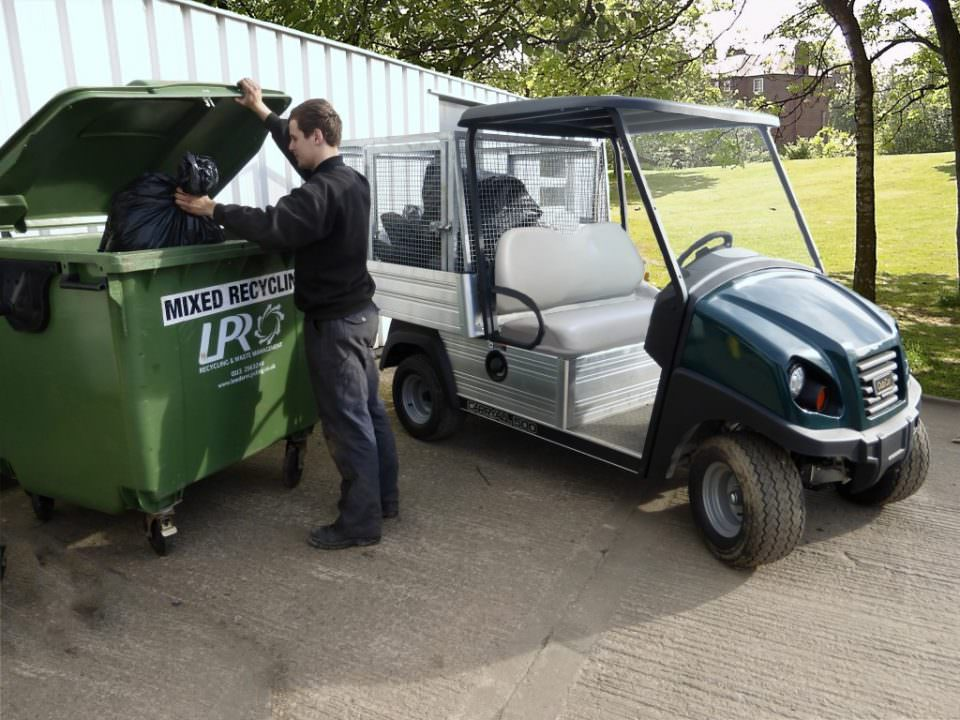 Waste Collection Buggy