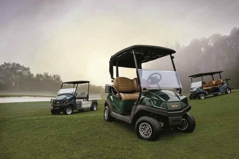 Club Car Golf Vehicles Electric