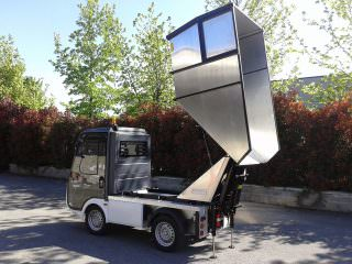 Easgono Waste Tipper Truck