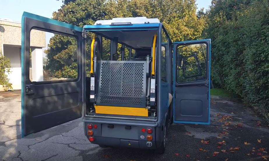 Electric Mobility Bus