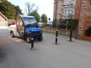Electric Utility Vehicle York
