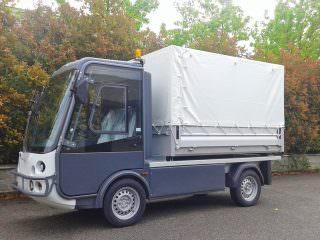 Esagono Gastone Electric Last Mile Delivery Vehicle