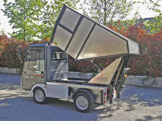 Esagono Gastone Electric Refuse Removal Truck