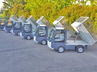 Esagono Gastone N1 electric vehicle