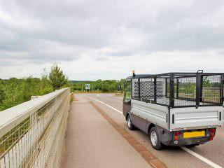 Esagono Gastone Utility Vehicle
