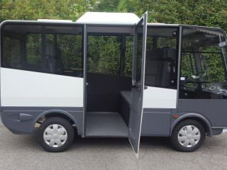 Esagono Grifro Eelctric shuttle