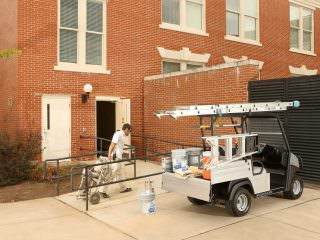 Facility Enginer Vehicle hire