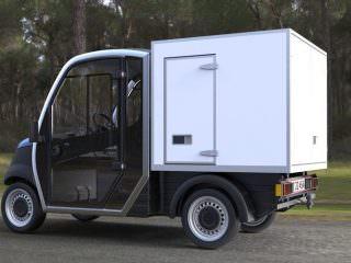 Garia Housekeeping Vehicle