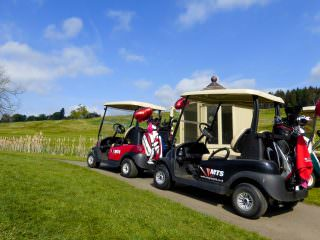 Golf Buggy Event Hire County Durham