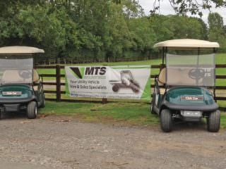 Golf Buggy Hire Richmond North East