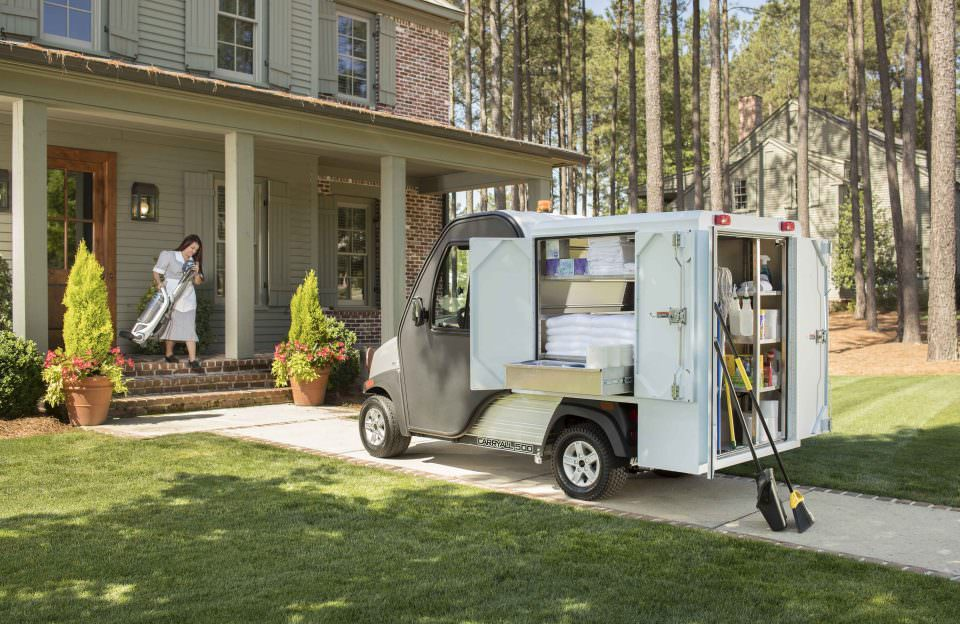 Housekeeping Electric Vehicle Solutions