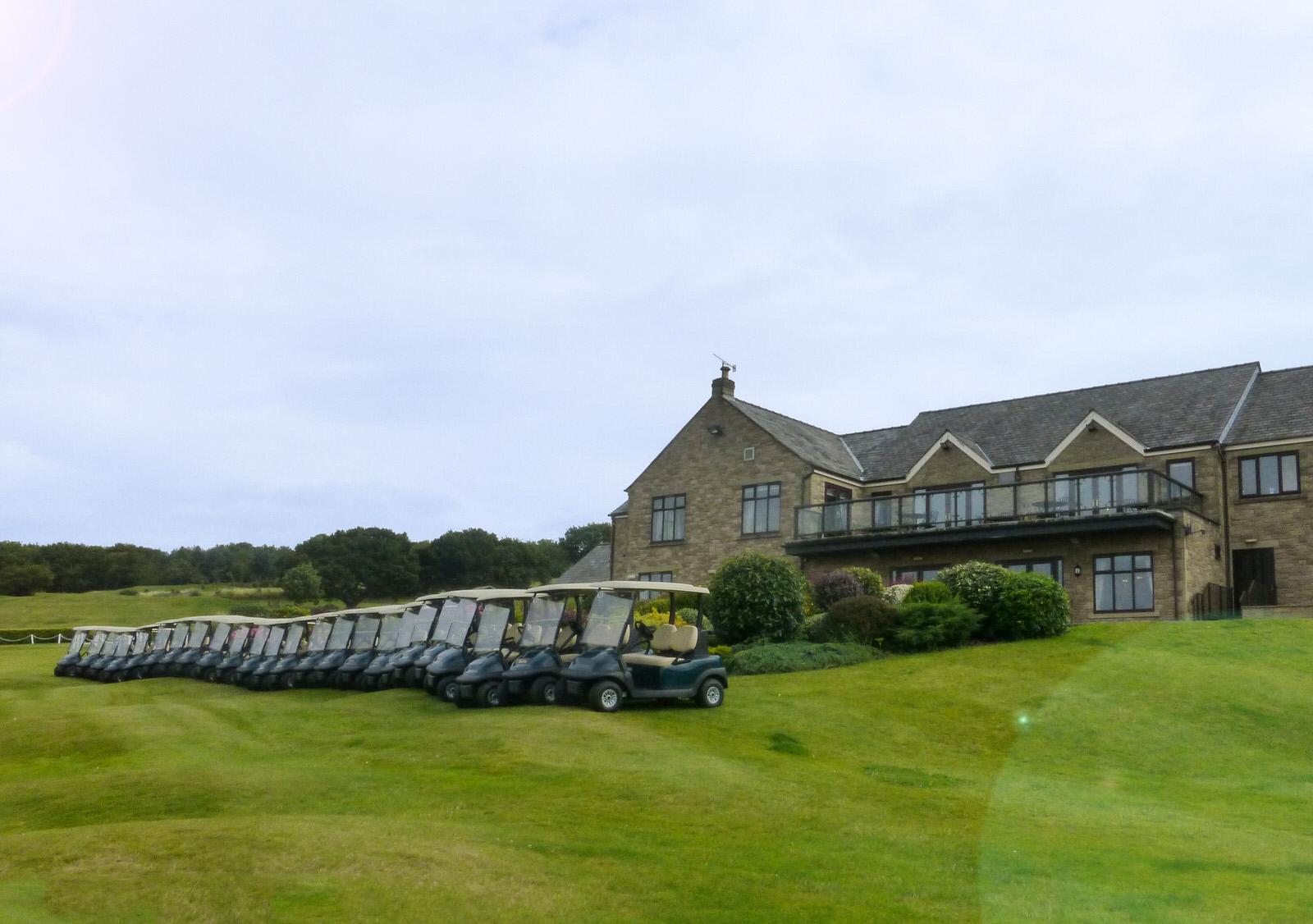 Manchester Golf Buggy