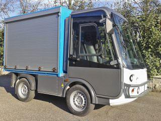 Road legal Compact Delivery Van