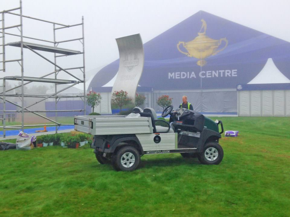 Ryder Cup Utility Vehicle