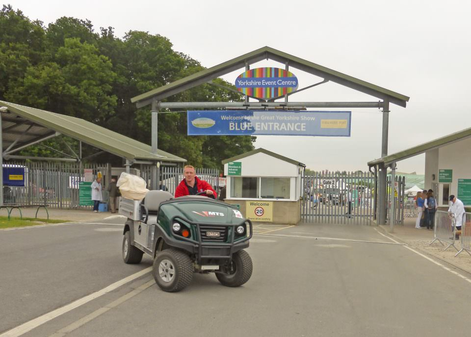 Utility Vehicles Harrogate