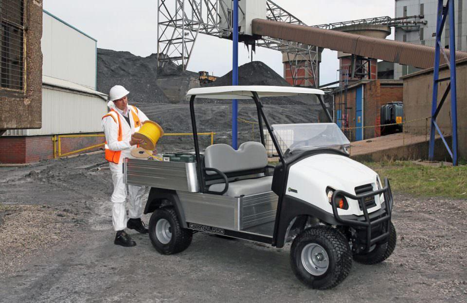 Zero Emissions Buggy Club Car Carryall