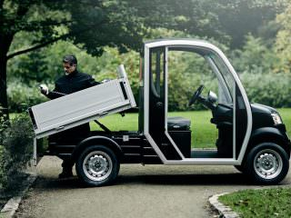 garia electric utility vehicle